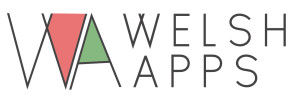 Welsh Apps Logo